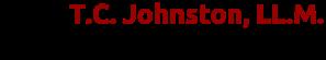T.C. Johnston, LL.M., Internet Law